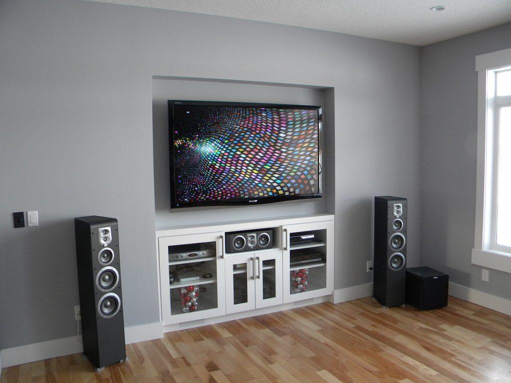 Smart Digital Living - Living Room