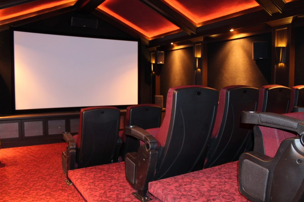 Home Theatre - Smart Digital Living