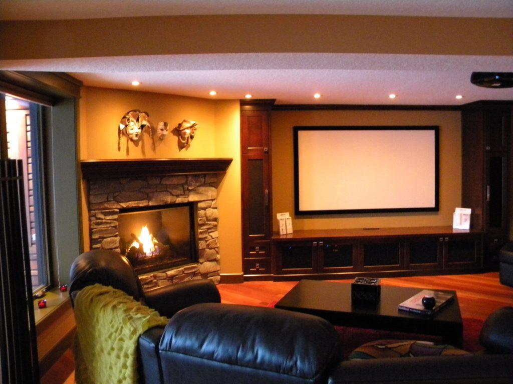 Home Theatre - Smart Digital Living